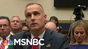 Dems Eyeing Trump Impeachment See Lesson In Watergate Cross-Exam | The Beat With Ari Melber | MSNBC 5