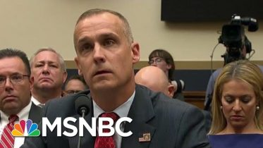 Dems Eyeing Trump Impeachment See Lesson In Watergate Cross-Exam | The Beat With Ari Melber | MSNBC 10