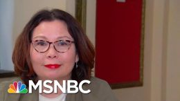 Full Duckworth: 'No Doubts' Iran Is Behind Attack | MTP Daily | MSNBC 9