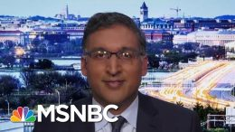See Obama Official Tell Off Trump's 'Snowflake Presidency' | The Beat With Ari Melber | MSNBC 4