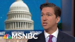 What We Know And Do Not Know About The Whistleblower Complaint | MTP Daily | MSNBC 3