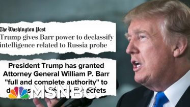 Is Trump HIding From Whistleblower? Fmr Prosecutor Says He Can Declassify 'Anything' 6