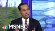 Julián Castro: Historic Floods Are 'Happening Ever Other Year' | MSNBC 4