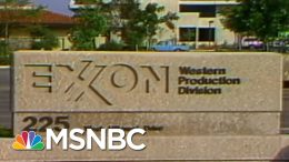 Exxon Knew About Climate Change Long Ago | All In | MSNBC 3