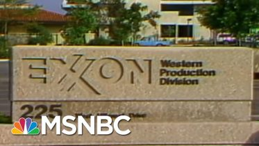 Exxon Knew About Climate Change Long Ago | All In | MSNBC 6