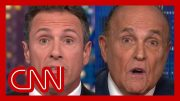Chris Cuomo clashes with Rudy Giuliani over Ukraine 3