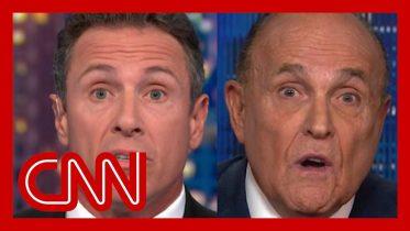 Chris Cuomo clashes with Rudy Giuliani over Ukraine 10