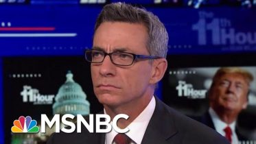 Clint Watts: Whistleblowers Are The Nation's Last Line Of Defense | The 11th Hour | MSNBC 10