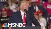 Whistleblower Complaint Against Trump DC Involves Ukraine WAPO Reports | The 11th Hour | MSNBC 3