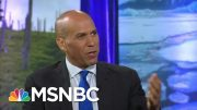 Booker: Combination Of Outside Forces, Government Must Work Together To Solve Climate Crisis | MSNBC 5