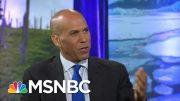 Senator Cory Booker Jokes, 'I Do Not Have A Radical Vegan Agenda' | MSNBC 2