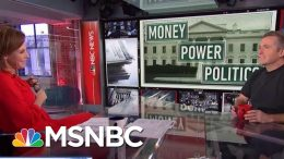 U.S. Based Manufacturer Talks Trade War Impact | Velshi & Ruhle | MSNBC 3