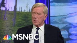 Weld: On Climate Change, Trump Tells Followers Drink The Kool-Aid, Don't Ask Questions | MSNBC 3