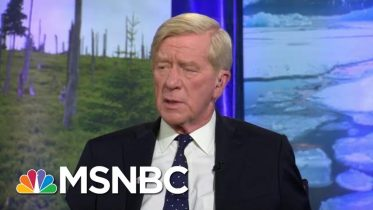 Weld: On Climate Change, Trump Tells Followers Drink The Kool-Aid, Don't Ask Questions | MSNBC 6