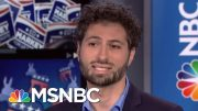 Nat'l Grassroots Org. Teams Up With Actors To Encourage Voter Turnout | Velshi & Ruhle | MSNBC 2