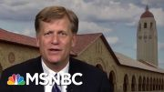 Mcfaul On Trump And Ukraine: 'Kind Of Behavior' We Used To Lecture Countries On | MTP Daily | MSNBC 5