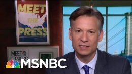 Idea That Iran Strike Will Be Quick Is A 'Total Fallacy' | MTP Daily | MSNBC 5