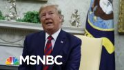 Moving Past The Whistleblower, To The Possible Criminality | Deadline | MSNBC 5
