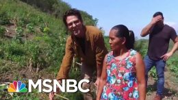 Trump Admin. Ignored Own Report On Climate Impact On Guatemalan Migration | All In | MSNBC 6