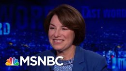 "Sen. Klobuchar: The World Is Watching Trump's Trade War And It Sees ""Chaos"" 