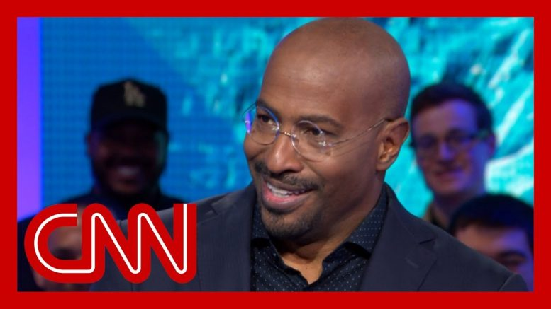 Van Jones to Andrew Yang: You're a businessman like Trump. How are you different? 1