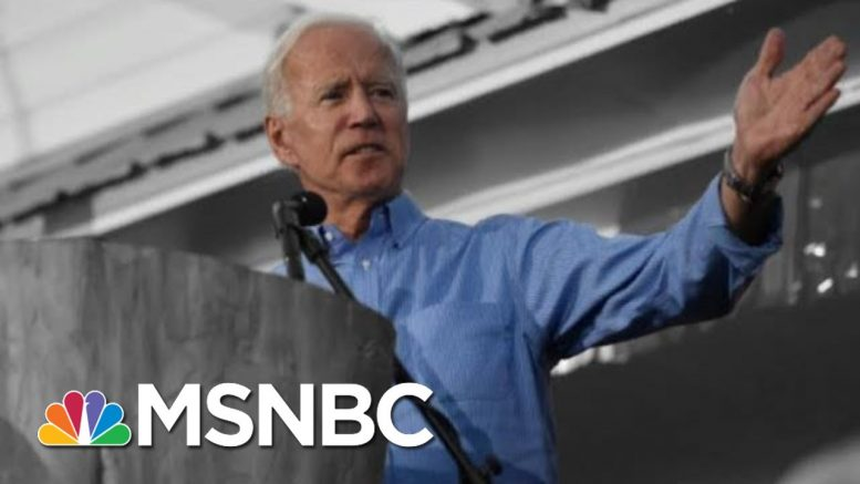 Explaining Trump And Giuliani's Allegations Against Joe Biden And His Son | The 11th Hour | MSNBC 1