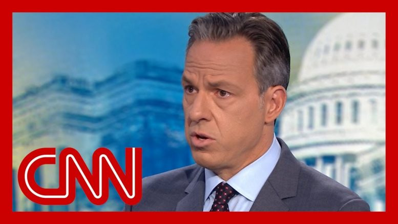 Tapper to Mnuchin: What if Obama had done this? 1