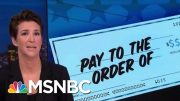 Congressional Hearing Will Take Another Look At 'Individual 1' | Rachel Maddow | MSNBC 3