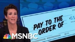 Congressional Hearing Will Take Another Look At 'Individual 1' | Rachel Maddow | MSNBC 4
