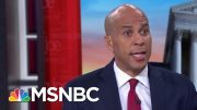 Sen. Cory Booker Says Campaign Can't Continue Without Nearly $2M | Morning Joe | MSNBC 5