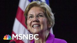 Elizabeth Warren, Joe Biden In Statistical Dead Heat In Iowa: Poll | Morning Joe | MSNBC 4