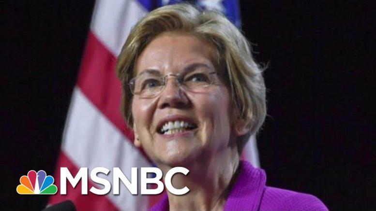 Elizabeth Warren, Joe Biden In Statistical Dead Heat In Iowa: Poll | Morning Joe | MSNBC 1