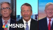 'Treason Pure And Simple': Weld, Sanford, Walsh React To Trump Call | Morning Joe | MSNBC 4