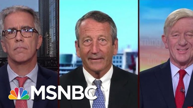 'Treason Pure And Simple': Weld, Sanford, Walsh React To Trump Call | Morning Joe | MSNBC 1