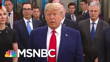 Trump On Impeachment Talk After Ukraine Call: 'Democrat Witch Hunt, Here We Go Again' | MSNBC 1