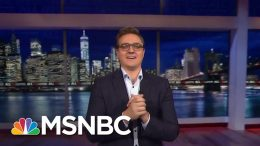 All In Extra: Chris Hayes Answers Questions From Studio Audience On 2020 Candidates And More | MSNBC 9