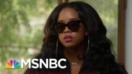 Singer H.E.R. Says Global Citizen Is Really About Being The Change | Morning Joe | MSNBC 7