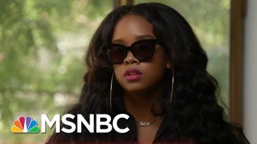 Singer H.E.R. Says Global Citizen Is Really About Being The Change | Morning Joe | MSNBC 6