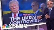 #ForFactsSake: There's No Evidence Of Wrongdoing Tied To Joe Biden's Son | Velshi & Ruhle | MSNBC 5