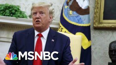 Trump Admits Talking To Ukraine Leader About Biden, Denies Explicit Quid Pro Quo   MTP Daily   MSNBC 6