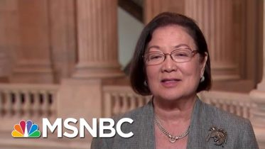 Full Hirono: Republicans Need To 'Step Out Of The Shadows And Do Their Job' | MTP Daily | MSNBC 2
