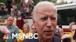 Mayor Pete Buttigieg: 'He's Made It Clear That He Deserves To Be Impeached' | Deadline | MSNBC 9