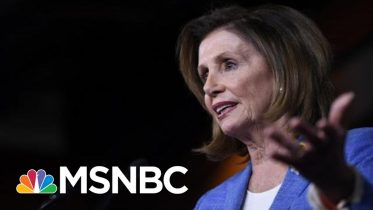 Pelosi Reconsiders Impeachment Resistance, Talks Next Steps With Nadler | The 11th Hour | MSNBC 10