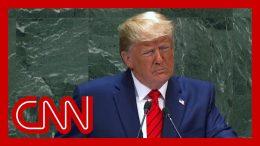 Hear Trump's full remarks on Iran from his UN address 4