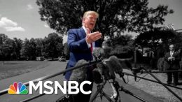 Day 957: After A wild August, Washington Post Calls This Trump's Lost Summer | The 11th Hour | MSNBC 5