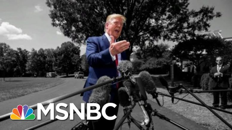 Day 957: After A wild August, Washington Post Calls This Trump's Lost Summer | The 11th Hour | MSNBC 1