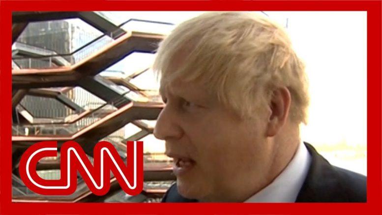 Prime Minister Boris Johnson fires back after UK Supreme Court ruling 1