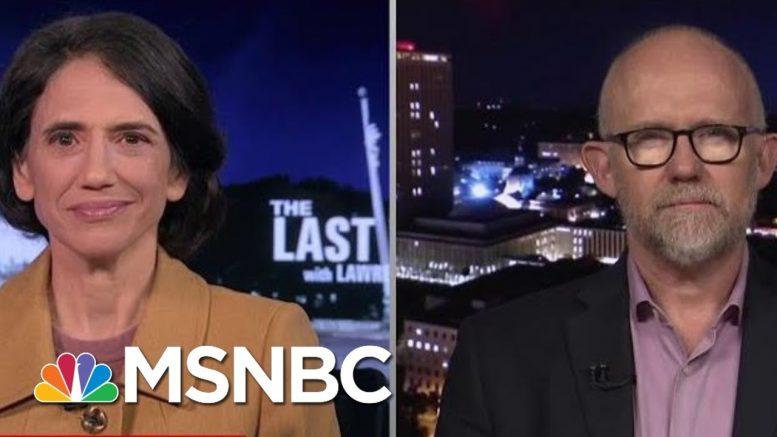 Republicans Starting To Crack After Trump's Ukraine Conversation? | The Last Word | MSNBC 1