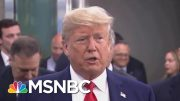 Trump Ordered Hold On Military Aid Days Before Calling Ukrainian President | The Last Word | MSNBC 3