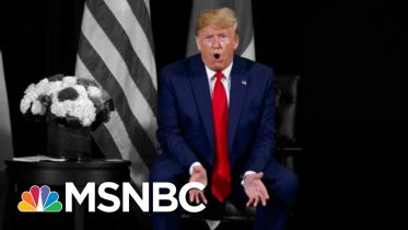 More Democrats Want A Trump Impeachment Inquiry After Damning Ukraine Report | The 11th Hour | MSNBC 1